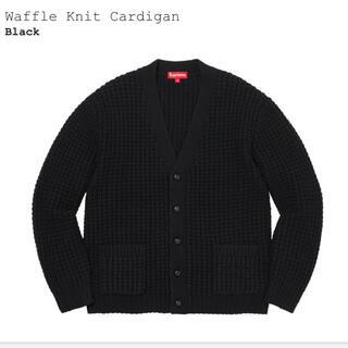Supreme - supreme waffle knit cardigan