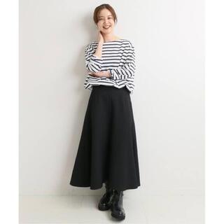 IENA - IENA キルティングジャガードスカート