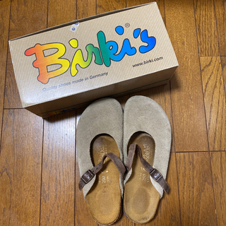 BIRKENSTOCK - 【BIRKENSTOCK  Birki's】Kassy サンダル スウェード
