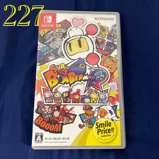 Nintendo Switch - Switchボンバーマン ソフト