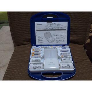 Panasonic - 【未使用】エネループeneloop充電器セットKJ22MCC84 Panason
