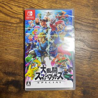 Nintendo Switch - 大乱闘スマッシュブラザーズ SPECIAL Switch 新品未使用品