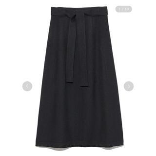 Mila Owen - Mila Owen♡ ダーツデザインセミフレアスカート