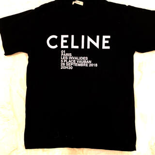 celine - セリーヌ 限定Tシャツ エディスリマン
