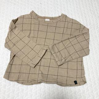 フタフタ(futafuta)のtete a tete ロンT 100(Tシャツ/カットソー)