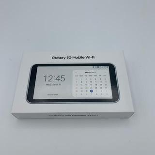 Galaxy - Galaxy 5G Mobile Wi-Fi SCR01