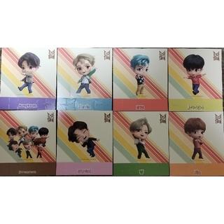 防弾少年団(BTS) - TinyTAN オリジナルポストカード【全8種セット】