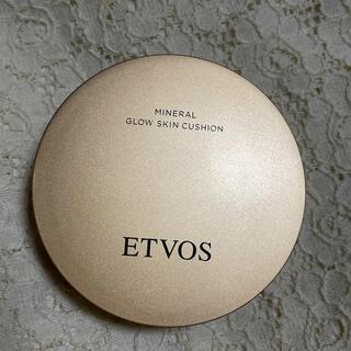 エトヴォス(ETVOS)のエトヴォス グロウスキンクッション ライト(ファンデーション)