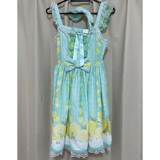 Angelic Pretty - fruity lemonジャンパースカートセット ミント