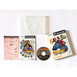 ニンテンドーゲームキューブ(ニンテンドーゲームキューブ)のゲームキューブ マリオカート ダブルダッシュ Gamecube GC Mario(家庭用ゲームソフト)