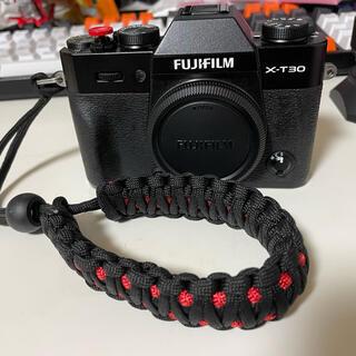 富士フイルム - fujifilm x-t30ボディのみ おまけ付き