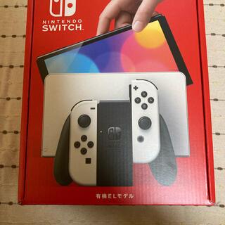 任天堂 - Nintendo Switch(有機ELモデル)本体 ホワイト