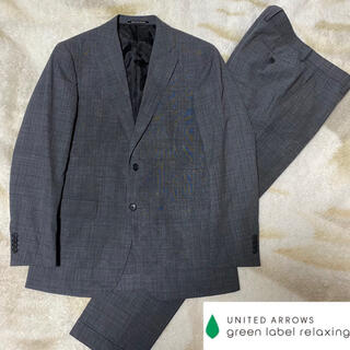 グリーンレーベルリラクシング(green label relaxing)のgreen label relaxing スーツ セットアップ カジュアル(セットアップ)
