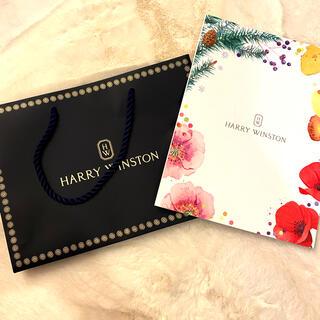 HARRY WINSTON - ハリーウインストン 限定紙袋、カタログセット