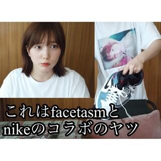 "NIKE - 【新品未使】Facetasm × Nike AJ1 Mid ""Fearless"""