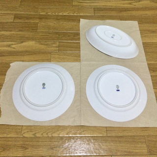 ロイヤルコペンハーゲン(ROYAL COPENHAGEN)のロイヤルコペンハーゲン 食器 3点セット(食器)