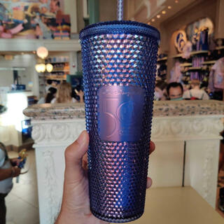 Starbucks Coffee - 確認用 スターバックス ディズニーワールド限定 キラキラ タンブラー