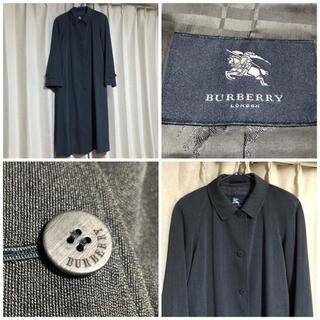 BURBERRY - BURBERRY LONDON ロングコート 羊毛