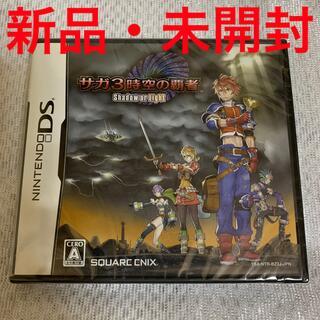 ニンテンドーDS - サガ3 時空の覇者 Shadow or Light DS