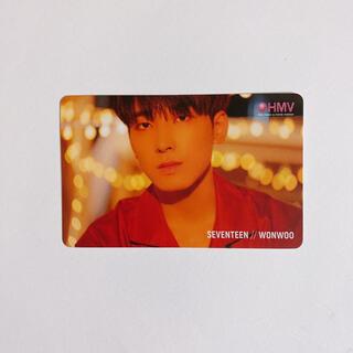 セブンティーン(SEVENTEEN)のSEVENTEEN セブチ HMV YMMD ウォヌ トレカ(アイドルグッズ)