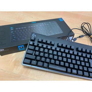 Logicool ゲーミングキーボード G-PKB-002