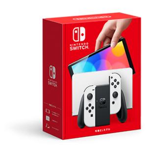 【新品未開封】Nintendo Switch(有機ELモデル) ホワイト