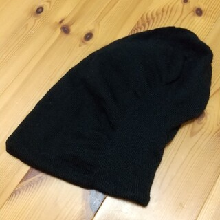 カズユキクマガイアタッチメント(KAZUYUKI KUMAGAI ATTACHMENT)のカズユキクマガイ アタッチメント ニット帽(ニット帽/ビーニー)