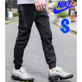 NIKE - 【美品】★NIKE★ ナイキ テックフリース ジョガー パンツ  ブラック