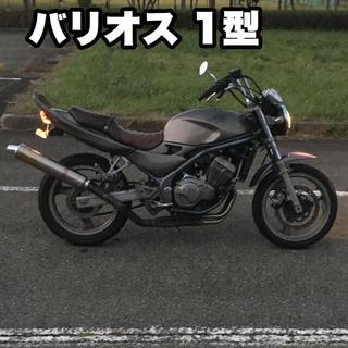 ★バリオス 1型 ZR250A 45馬力★