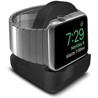 【A04】Apple Watch充電スタンド/クレードル ドック(黒)
