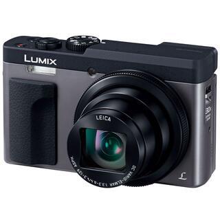 Panasonic - パナソニック 4K搭載デジタルカメラ LUMIX【DC-TZ90-K】ブラック