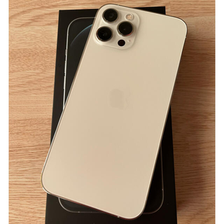 Apple - 超美品 / iPhone12Pro Max 512GB(バッテリー100%)