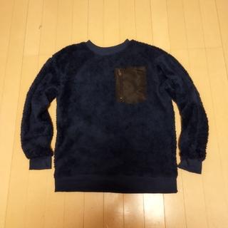 アウトドア(OUTDOOR)のアウトドア トレーナー ボア M メンズ(Tシャツ/カットソー(七分/長袖))