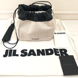 Jil Sander - 正規品 JIL SANDER★ ジルサンダー ドローストリングバッグ