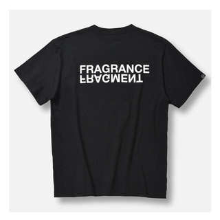 FRAGMENT - FRAGMENT FRAGRANCE t-shirt フラグメント Lサイズ