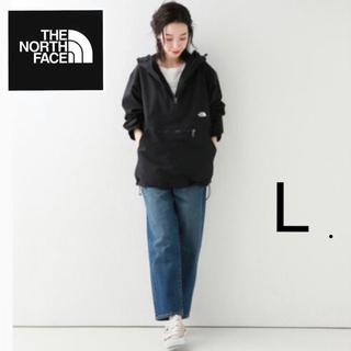 THE NORTH FACE - THE NORTH FACEノースフェイス ウィンドブレーカー 黒  L