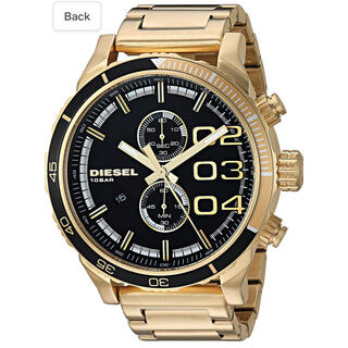 DIESEL - ディーゼル ダブルダウン48 腕時計 DZ4337
