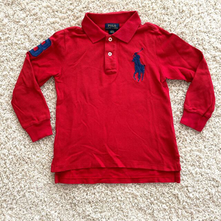 POLO RALPH LAUREN - ポロラルフローレンのポロシャツ 長袖