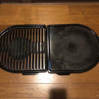 コールマン(Coleman)のコールマン ロードトリップグリル 鉄板(調理器具)