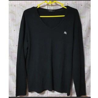 バーバリーブラックレーベル(BURBERRY BLACK LABEL)のBURBERRY バーバリーブラックレーベル  長袖tシャツ(Tシャツ/カットソー(七分/長袖))