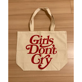 girl's don't cry キャンバストートバッグ