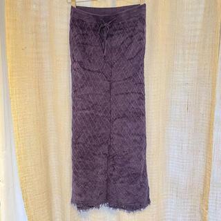 カスタネ(Kastane)の新品未使用◆Kastane long knit skirt(ロングスカート)