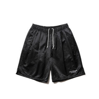 COOTIE 2021SS R/C Satin Easy Shorts