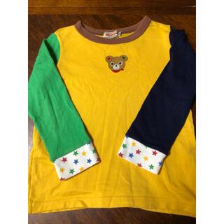 mikihouse - 美品 ミキハウス 長袖Tシャツ サイズ100