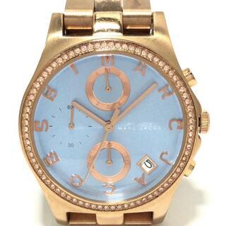 マークバイマークジェイコブス(MARC BY MARC JACOBS)のマークジェイコブス 腕時計 MBM3299(腕時計)