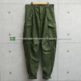Needles - スウェーデン軍 M-59 カーゴパンツ