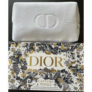 Dior - 【新品】Dior クリスマスコフレポーチ