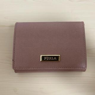 Furla - FURLA 二つ折り財布(ピンク)