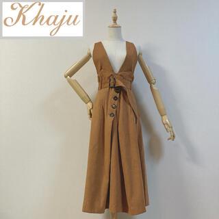 Khaju - カージュ シップス 2wayジャンパースカート