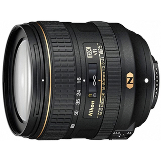 Nikon - 美品 AF-S DX NIKKOR 16-80mm f/2.8-4E ED VR